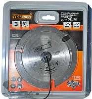 Пильный диск Yourtools Z3 125/22мм -