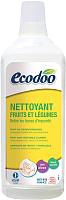 Средство для мытья посуды Ecodoo Для фруктов и овощей (750мл) -