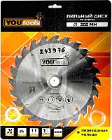 Пильный диск Yourtools Z24 200/32мм -