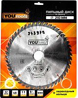Пильный диск Yourtools 210/32мм Z48 -