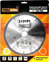 Пильный диск Yourtools Z90 210/32мм -