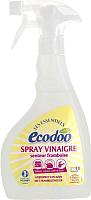 Универсальное чистящее средство Ecodoo Уксус хозяйственный с ароматом малины (500мл) -