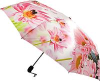 Зонт складной Ame Yoke ОК58 (розовый) -