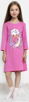 Сорочка детская Mark Formelle 577712 (р.104-56, розовый/печать) -