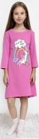 Сорочка детская Mark Formelle 577712 (р.122-60, розовый/печать) -