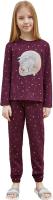Пижама детская Mark Formelle 567726 (р.110-56, звезды на фиолетовом) -