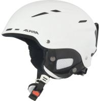 Шлем горнолыжный Alpina Sports 2021-22 Biom / A9059-10 (р-р 54-58, белый) -