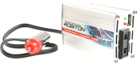 Автомобильный инвертор Robiton CN200USB -
