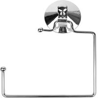 Держатель для туалетной бумаги АкваЛиния Скрытая присоска W3091B -