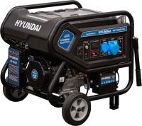 Бензиновый генератор Hyundai HHY10550FE-ATS -