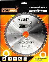 Пильный диск Yourtools Z48 216/32мм -