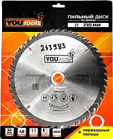 Пильный диск Yourtools Z48 230/32мм -