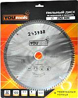 Пильный диск Yourtools Z100 250/32мм -