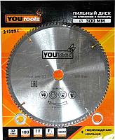 Пильный диск Yourtools Z100 300/32мм -