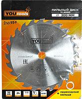 Пильный диск Yourtools Z24 300/32мм -