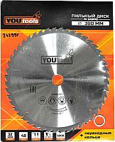 Пильный диск Yourtools Z48 300/32мм -