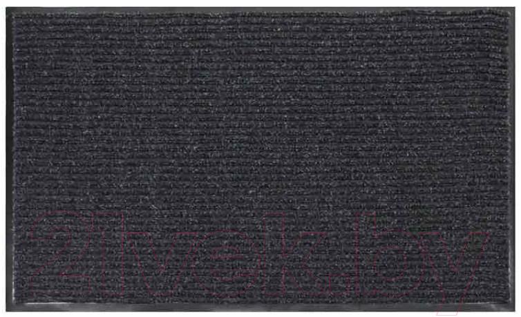 Купить Коврик грязезащитный No Brand, Ребристый 40x60 (серый), Россия