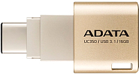 Usb flash накопитель A-data UC350 16GB (AUC350-16G-CGD) -