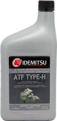 Трансмиссионное масло Idemitsu ATF Type H / 10116042 (946мл)