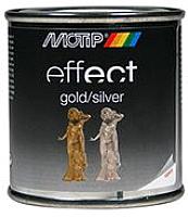 Краска Dupli Color Deco 305009.1 (100мл, серебро-эффект) -