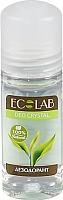 Дезодорант шариковый Ecological Organic Laboratorie Deo Crystal Кора дуба и зеленый чай (50мл) -
