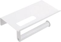 Держатель для туалетной бумаги АкваЛиния B1154-W (белый) -