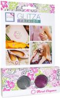 Набор временных татуировок Lukky Glitza Fashion Цветочный шарм / Т18799 -