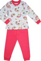 Пижама детская Купалинка 819700 (р.86,92-52, к.набивка спящий гномик/розовый) -