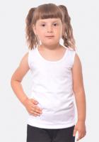 Майка детская Купалинка 807717 (р.98,104-52, белый) -