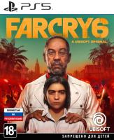 Игра для игровой консоли PlayStation 5 Far Cry 6 / 1CSC20004830 -