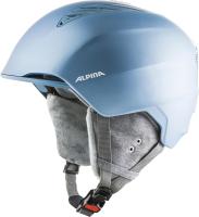 Шлем горнолыжный Alpina Sports 2020-21 Grand / A9226-80 (р-р 54-57, голубое небо/матовый белый) -