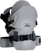 Эрго-рюкзак Lorelli Weeked Grey Luxe / 10010110005 -