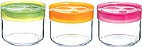 Набор емкостей для хранения Luminarc J7438 (3шт) -