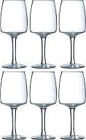 Набор бокалов для вина Luminarc Equip home J0380 (6шт) -