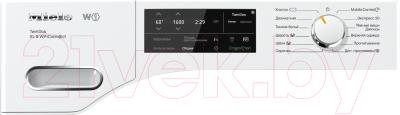 Стиральная машина Miele WWI 660 WPS WhiteEdition / 11WI6603RU
