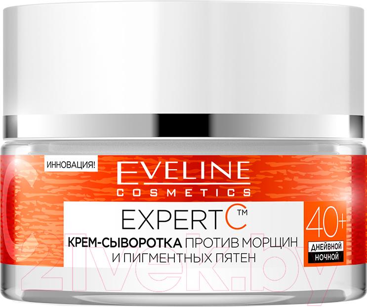 Купить Крем для лица Eveline Cosmetics, Expert С против морщин и пигментных пятен 40+ (50мл), Польша