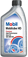 Трансмиссионное масло Mobil Mobilube HD 80W90 / 152661 (1л) -