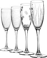 Набор бокалов для шампанского Luminarc Lounge club N5286 (4шт) -