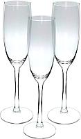 Набор бокалов для шампанского Luminarc Signature J9756 (3шт) -