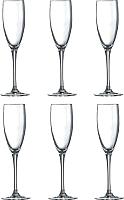 Набор бокалов для шампанского Luminarc Signature H8161 (6шт) -