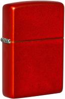 Зажигалка Zippo Classic / 49475 (красный) -