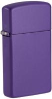 Зажигалка Zippo Slim / 1637 (фиолетовый) -