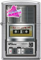 Зажигалка Zippo Магнитофон / 207-recorder (серебристый) -
