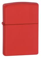 Зажигалка Zippo Classic / 233 (красный) -