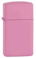Зажигалка Zippo Slim / 1638 (розовый) -