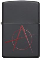 Зажигалка Zippo Classic / 20842 (черный) -