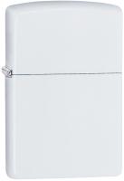 Зажигалка Zippo Classic / 214 (белый) -