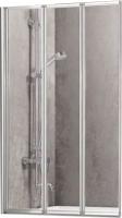 Стеклянная шторка для ванны Adema NFC643 (прозрачное стекло) -