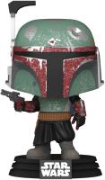 Фигурка Funko POP! Bobble Star Wars Mandalorian Boba Fett 54524 / Fun25491301 -