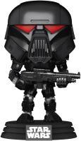 Фигурка Funko POP! Bobble Star Wars Mandalorian Dark 58289 / Fun25491326 -